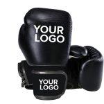 Muay Thai Gloves Black