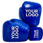 Muay Thai Gloves Blue