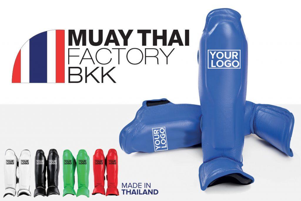 Muay Thai Shin Guards